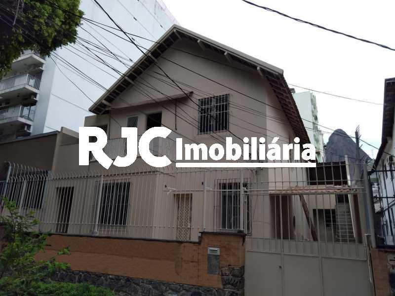 01. - Casa à venda Rua Gurupi,Grajaú, Rio de Janeiro - R$ 740.000 - MBCA60029 - 1