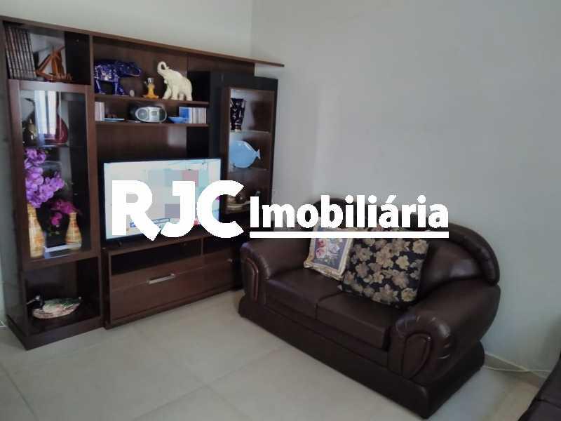 02. - Casa à venda Rua Gurupi,Grajaú, Rio de Janeiro - R$ 740.000 - MBCA60029 - 3
