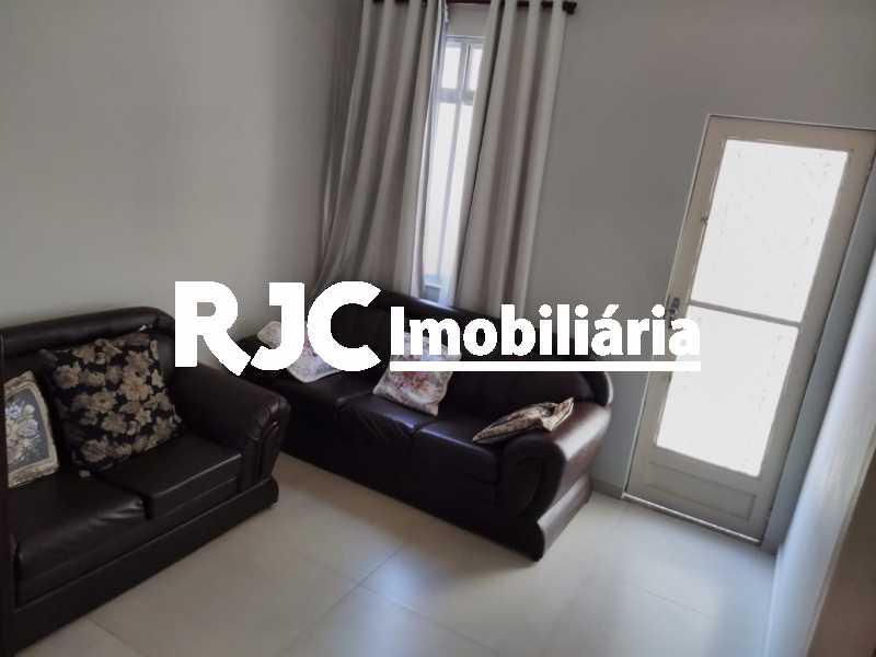 03. - Casa à venda Rua Gurupi,Grajaú, Rio de Janeiro - R$ 740.000 - MBCA60029 - 4