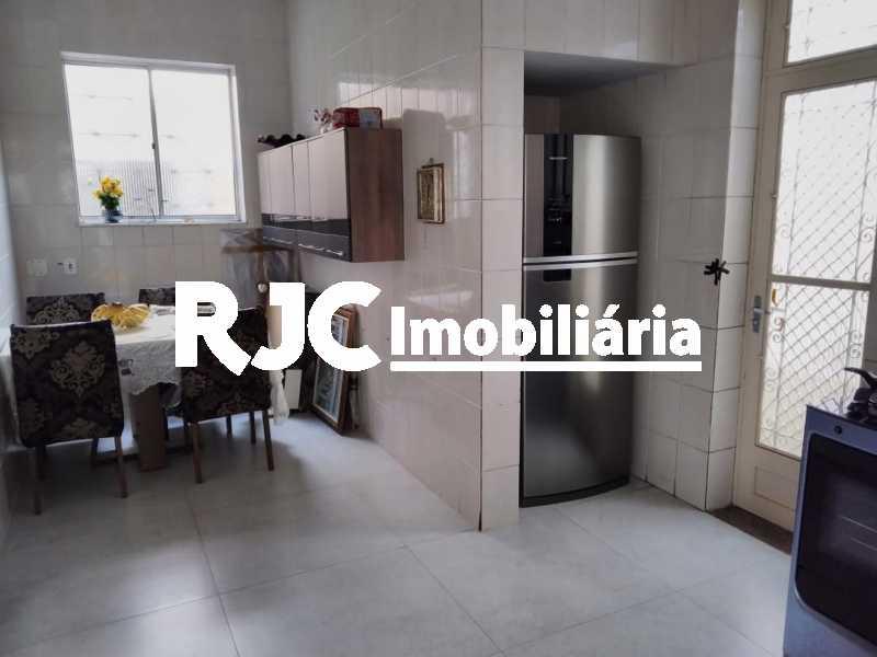 07. - Casa à venda Rua Gurupi,Grajaú, Rio de Janeiro - R$ 740.000 - MBCA60029 - 8