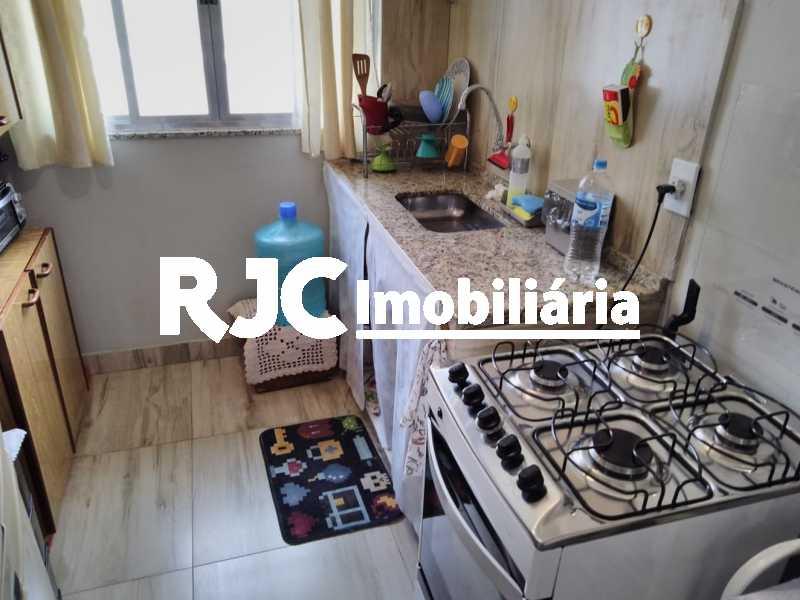 08. - Casa à venda Rua Gurupi,Grajaú, Rio de Janeiro - R$ 740.000 - MBCA60029 - 9