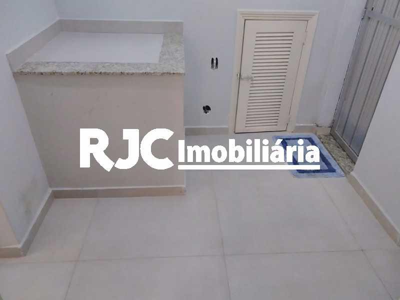 16. - Casa à venda Rua Gurupi,Grajaú, Rio de Janeiro - R$ 740.000 - MBCA60029 - 17