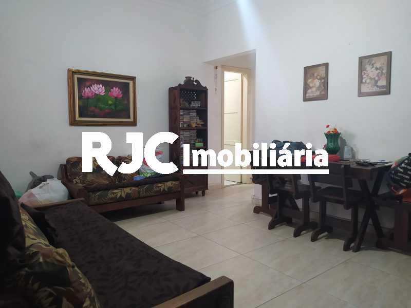 1. - Apartamento à venda Rua Santo Amaro,Glória, Rio de Janeiro - R$ 550.000 - MBAP25868 - 1