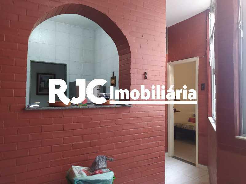 10. - Apartamento à venda Rua Santo Amaro,Glória, Rio de Janeiro - R$ 550.000 - MBAP25868 - 11