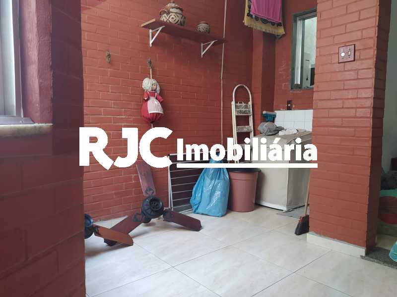 11. - Apartamento à venda Rua Santo Amaro,Glória, Rio de Janeiro - R$ 550.000 - MBAP25868 - 12
