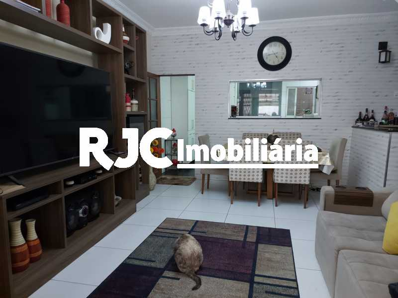 20211001_164306 - Casa de Vila à venda Rua Itabaiana,Grajaú, Rio de Janeiro - R$ 695.000 - MBCV20125 - 1