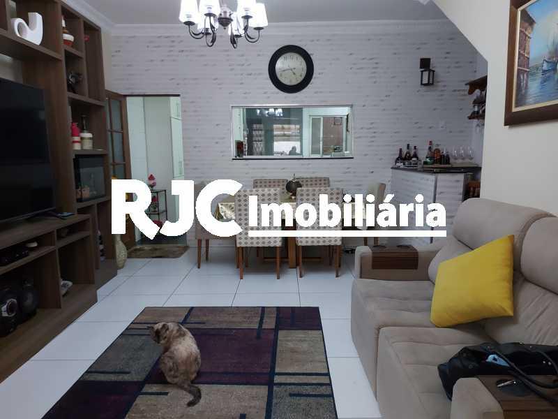 20211001_164308 - Casa de Vila à venda Rua Itabaiana,Grajaú, Rio de Janeiro - R$ 695.000 - MBCV20125 - 4