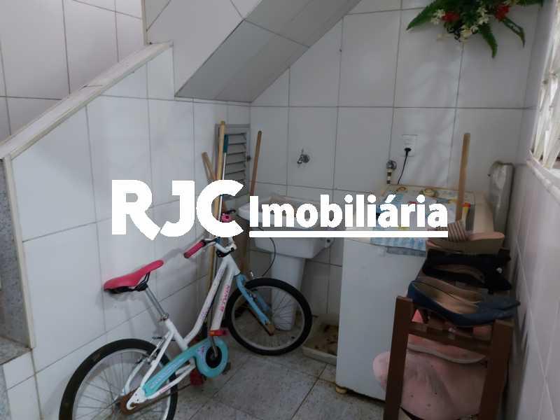 20211001_164531 - Casa de Vila à venda Rua Itabaiana,Grajaú, Rio de Janeiro - R$ 695.000 - MBCV20125 - 12