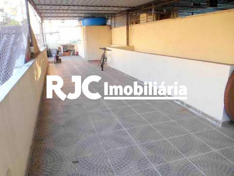 1 - Casa à venda Rua Professor Quintino do Vale,Estácio, Rio de Janeiro - R$ 369.000 - MBCA40201 - 1