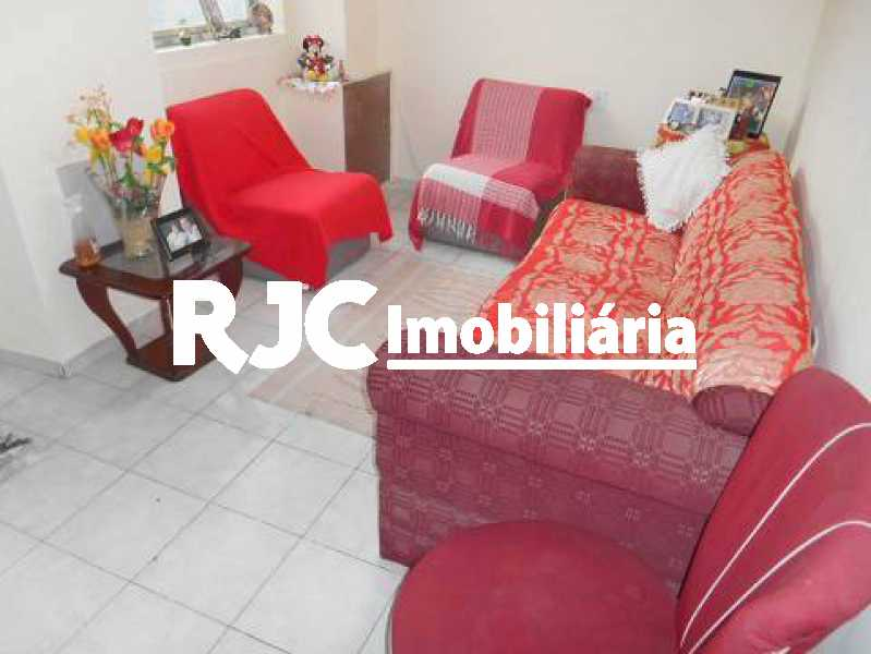 2 - Casa à venda Rua Professor Quintino do Vale,Estácio, Rio de Janeiro - R$ 369.000 - MBCA40201 - 3