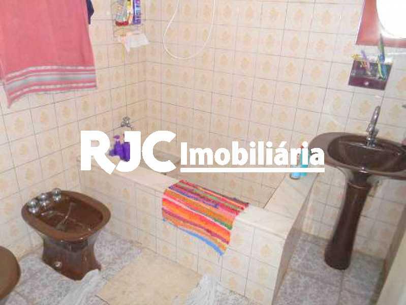 4 - Casa à venda Rua Professor Quintino do Vale,Estácio, Rio de Janeiro - R$ 369.000 - MBCA40201 - 5