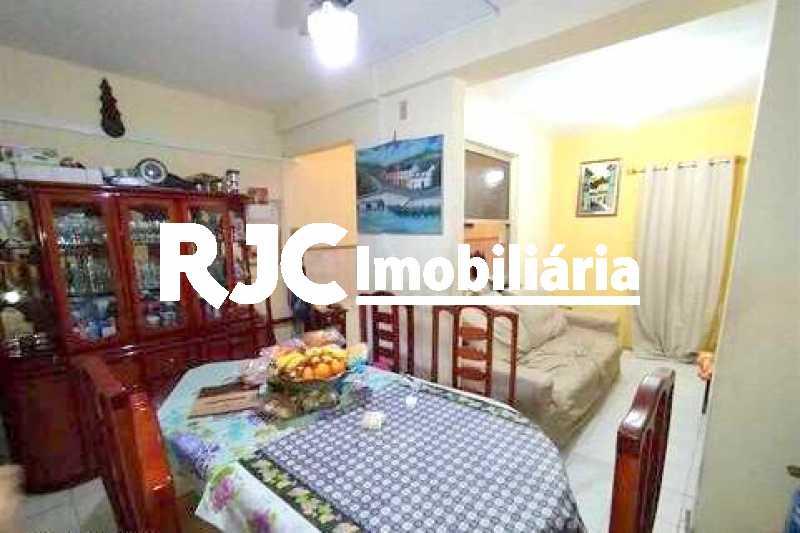 6 - Casa à venda Rua Professor Quintino do Vale,Estácio, Rio de Janeiro - R$ 369.000 - MBCA40201 - 7