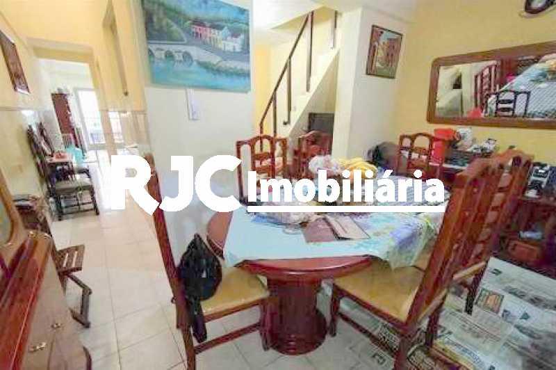 8 - Casa à venda Rua Professor Quintino do Vale,Estácio, Rio de Janeiro - R$ 369.000 - MBCA40201 - 9