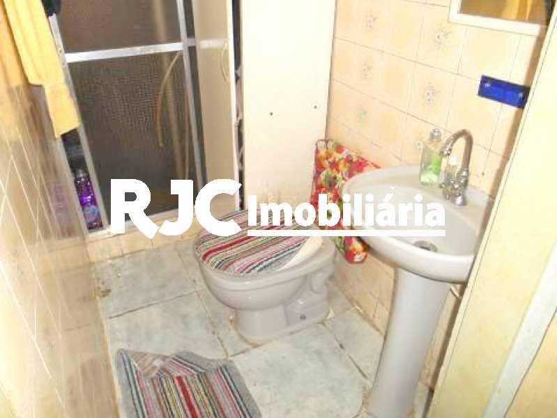 10 - Casa à venda Rua Professor Quintino do Vale,Estácio, Rio de Janeiro - R$ 369.000 - MBCA40201 - 11