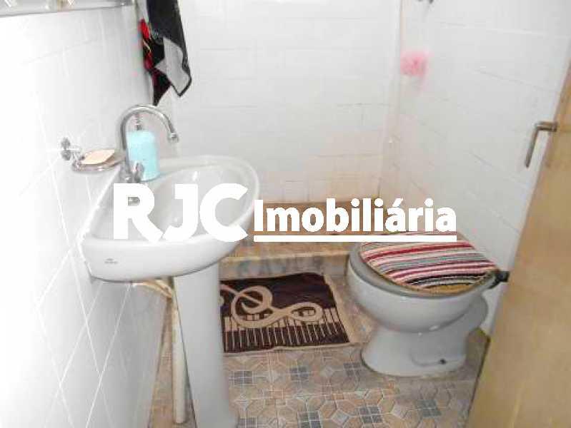 11 - Casa à venda Rua Professor Quintino do Vale,Estácio, Rio de Janeiro - R$ 369.000 - MBCA40201 - 12