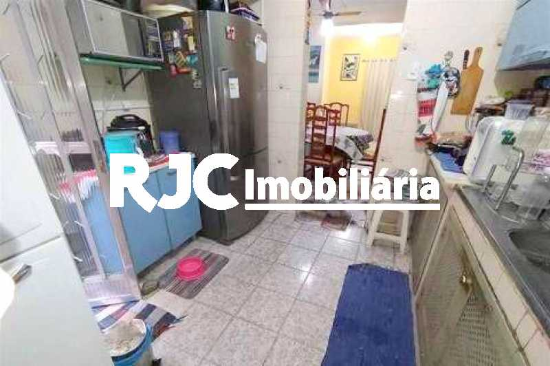 19 - Casa à venda Rua Professor Quintino do Vale,Estácio, Rio de Janeiro - R$ 369.000 - MBCA40201 - 20