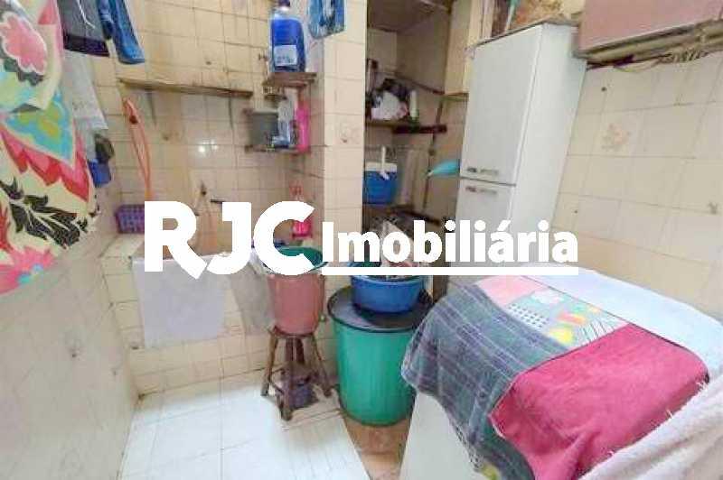 20 - Casa à venda Rua Professor Quintino do Vale,Estácio, Rio de Janeiro - R$ 369.000 - MBCA40201 - 21