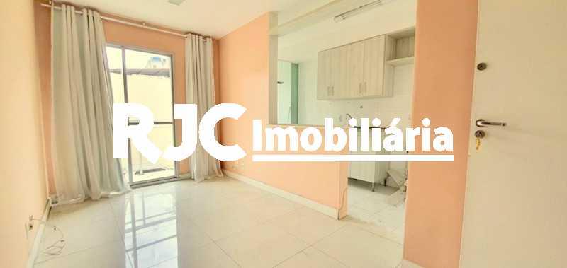 1 Copy - Apartamento à venda Rua São Luiz Gonzaga,São Cristóvão, Rio de Janeiro - R$ 337.000 - MBAP25877 - 1