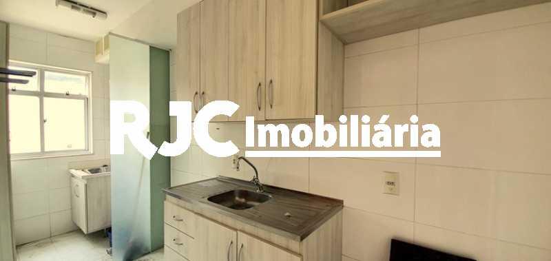 13 Copy - Apartamento à venda Rua São Luiz Gonzaga,São Cristóvão, Rio de Janeiro - R$ 337.000 - MBAP25877 - 12
