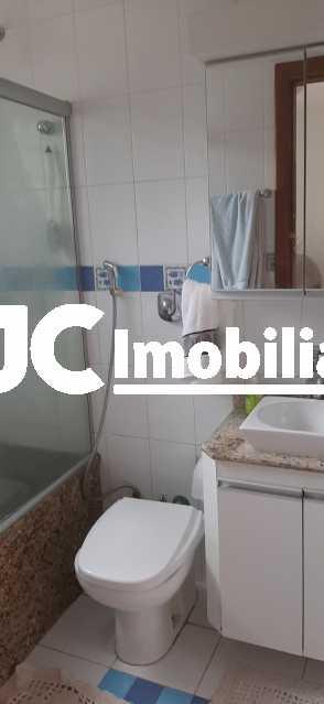 08 - Casa à venda Rua Tomás Coelho,Vila Isabel, Rio de Janeiro - R$ 1.200.000 - MBCA30259 - 17