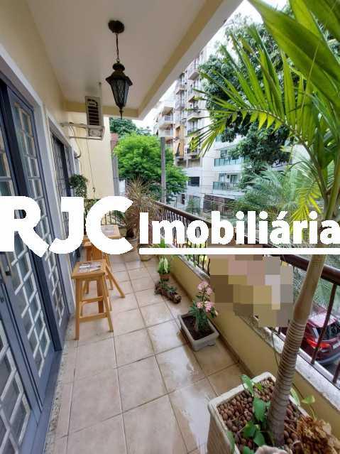 1 - Casa à venda Rua Tomás Coelho,Vila Isabel, Rio de Janeiro - R$ 1.200.000 - MBCA30259 - 1