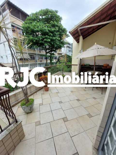 2 - Casa à venda Rua Tomás Coelho,Vila Isabel, Rio de Janeiro - R$ 1.200.000 - MBCA30259 - 3