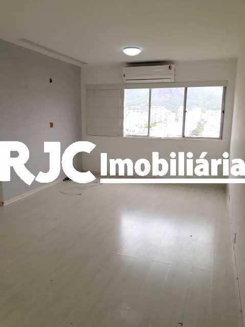 2 - Apartamento à venda Rua Barão de São Francisco,Andaraí, Rio de Janeiro - R$ 295.000 - MBAP11055 - 1