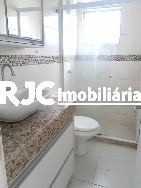9 - Apartamento à venda Rua Barão de São Francisco,Andaraí, Rio de Janeiro - R$ 295.000 - MBAP11055 - 9