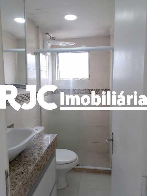 11 - Apartamento à venda Rua Barão de São Francisco,Andaraí, Rio de Janeiro - R$ 295.000 - MBAP11055 - 11