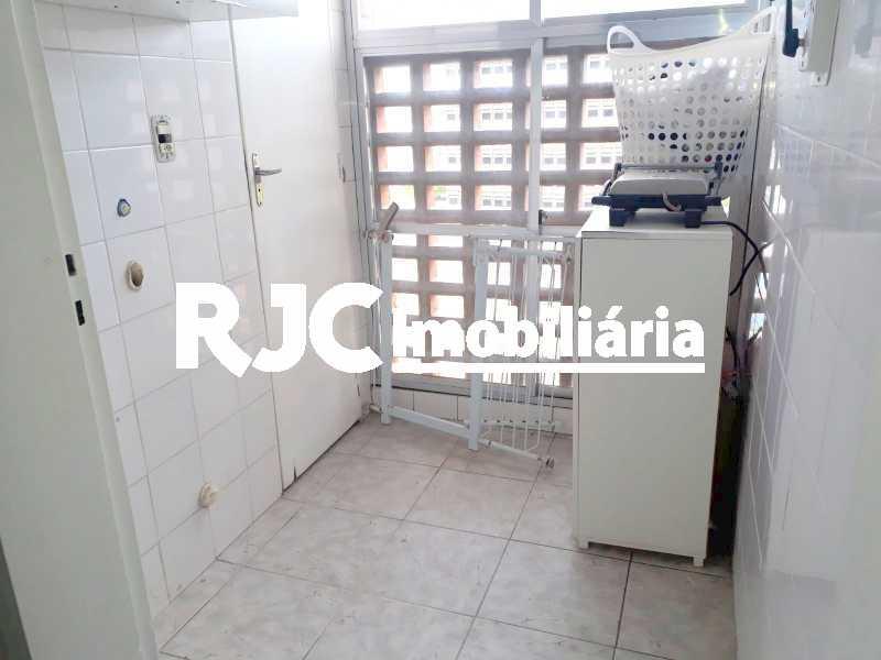 14 - Apartamento à venda Rua Barão de São Francisco,Andaraí, Rio de Janeiro - R$ 295.000 - MBAP11055 - 14