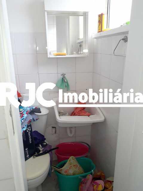 15 - Apartamento à venda Rua Barão de São Francisco,Andaraí, Rio de Janeiro - R$ 295.000 - MBAP11055 - 15