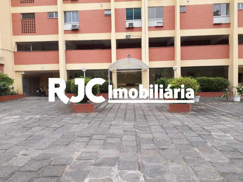 16 - Apartamento à venda Rua Barão de São Francisco,Andaraí, Rio de Janeiro - R$ 295.000 - MBAP11055 - 16