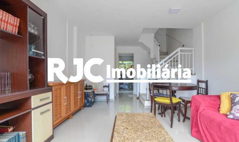 1 - Casa em Condomínio à venda Rua São Miguel,Tijuca, Rio de Janeiro - R$ 580.000 - MBCN20012 - 1