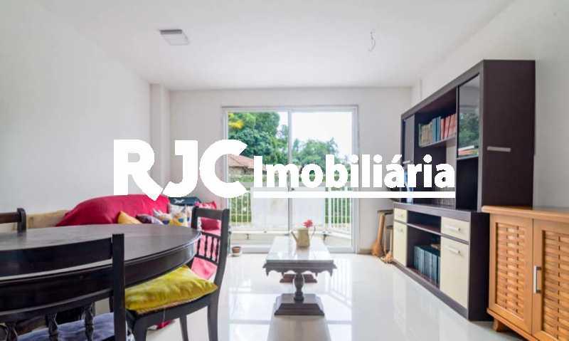 2 - Casa em Condomínio à venda Rua São Miguel,Tijuca, Rio de Janeiro - R$ 580.000 - MBCN20012 - 3