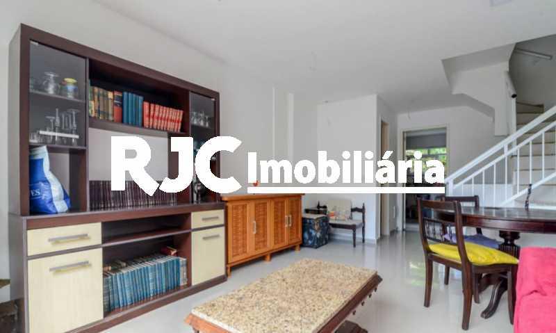 3 - Casa em Condomínio à venda Rua São Miguel,Tijuca, Rio de Janeiro - R$ 580.000 - MBCN20012 - 4