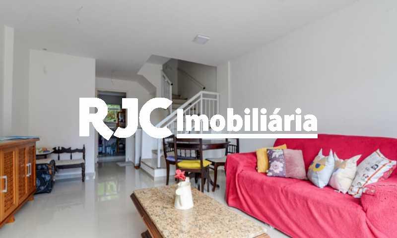 4 - Casa em Condomínio à venda Rua São Miguel,Tijuca, Rio de Janeiro - R$ 580.000 - MBCN20012 - 5