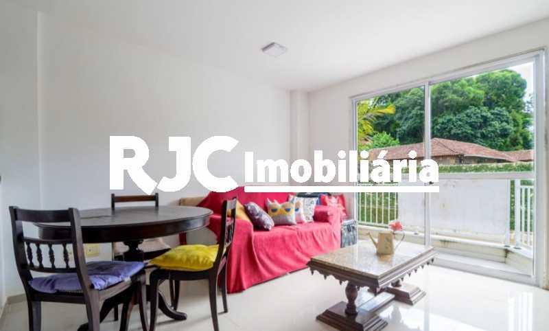 5 - Casa em Condomínio à venda Rua São Miguel,Tijuca, Rio de Janeiro - R$ 580.000 - MBCN20012 - 6