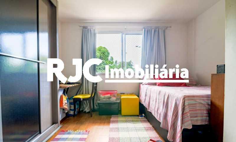 6 - Casa em Condomínio à venda Rua São Miguel,Tijuca, Rio de Janeiro - R$ 580.000 - MBCN20012 - 7