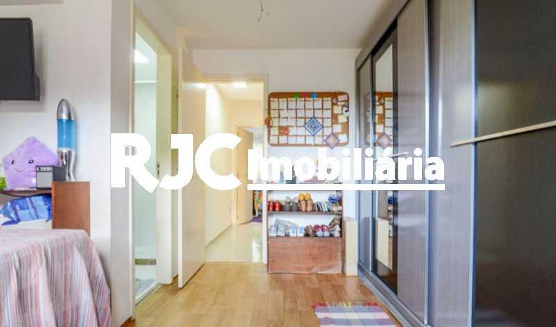 8.1 - Casa em Condomínio à venda Rua São Miguel,Tijuca, Rio de Janeiro - R$ 580.000 - MBCN20012 - 9