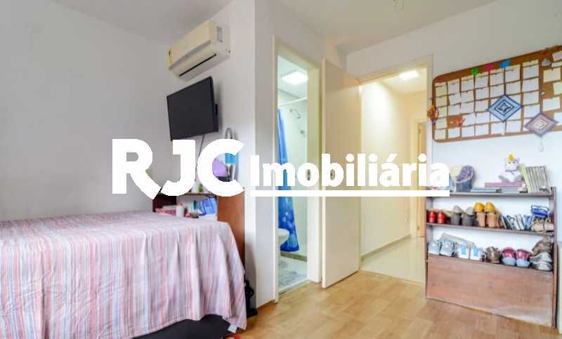 8 - Casa em Condomínio à venda Rua São Miguel,Tijuca, Rio de Janeiro - R$ 580.000 - MBCN20012 - 10
