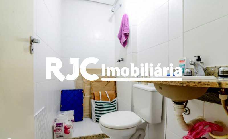 11 - Casa em Condomínio à venda Rua São Miguel,Tijuca, Rio de Janeiro - R$ 580.000 - MBCN20012 - 13