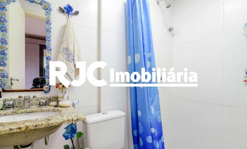 12 - Casa em Condomínio à venda Rua São Miguel,Tijuca, Rio de Janeiro - R$ 580.000 - MBCN20012 - 14