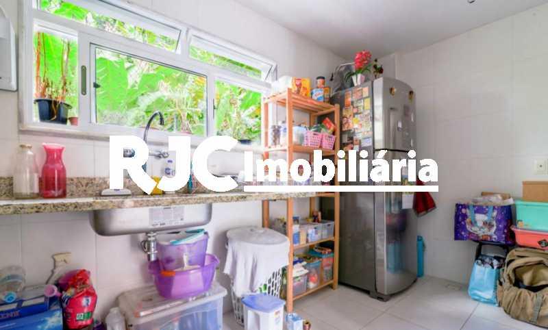 13 - Casa em Condomínio à venda Rua São Miguel,Tijuca, Rio de Janeiro - R$ 580.000 - MBCN20012 - 15