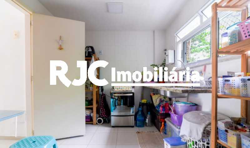 14 - Casa em Condomínio à venda Rua São Miguel,Tijuca, Rio de Janeiro - R$ 580.000 - MBCN20012 - 16
