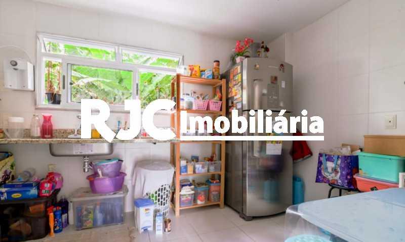 15 - Casa em Condomínio à venda Rua São Miguel,Tijuca, Rio de Janeiro - R$ 580.000 - MBCN20012 - 17