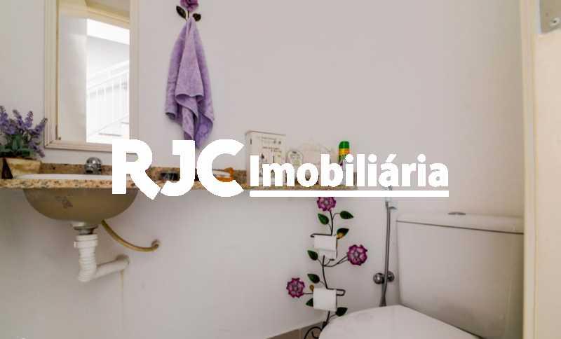 16 - Casa em Condomínio à venda Rua São Miguel,Tijuca, Rio de Janeiro - R$ 580.000 - MBCN20012 - 18