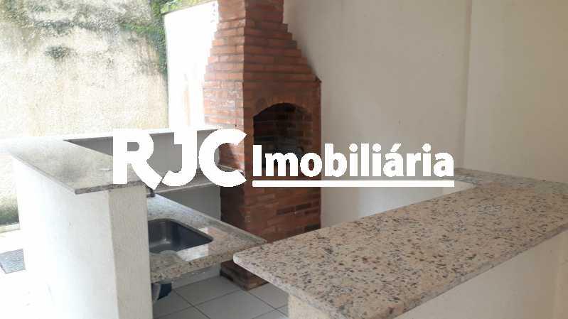 19 - Casa em Condomínio à venda Rua São Miguel,Tijuca, Rio de Janeiro - R$ 580.000 - MBCN20012 - 21