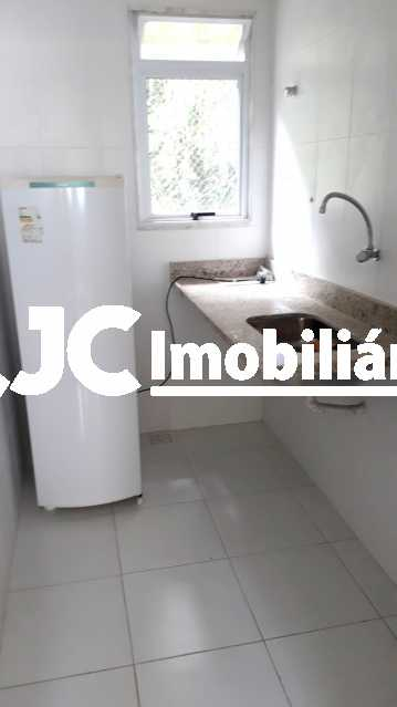 21 - Casa em Condomínio à venda Rua São Miguel,Tijuca, Rio de Janeiro - R$ 580.000 - MBCN20012 - 23