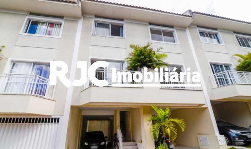 23 - Casa em Condomínio à venda Rua São Miguel,Tijuca, Rio de Janeiro - R$ 580.000 - MBCN20012 - 25