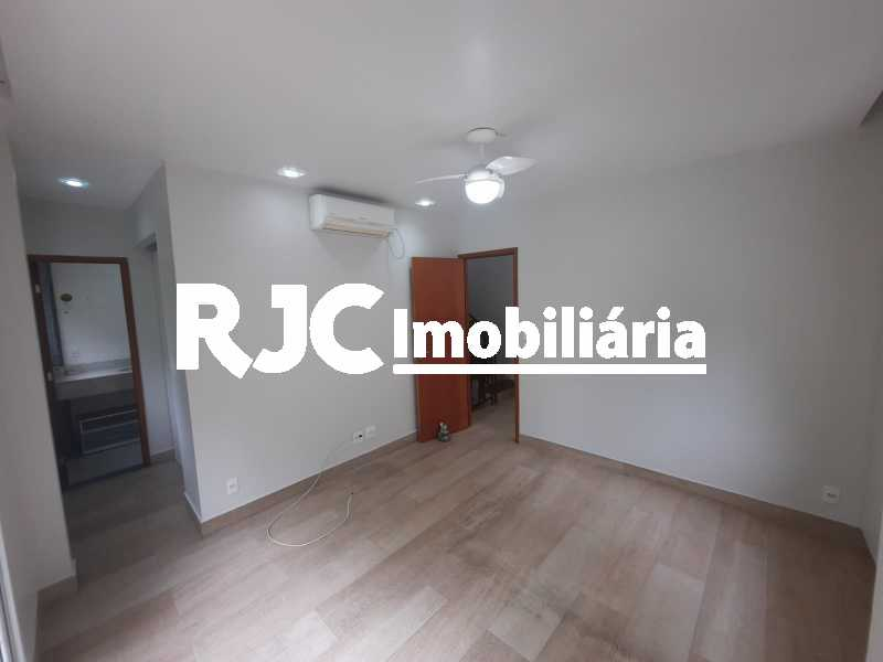 1 - Casa à venda Rua Borda do Mato,Grajaú, Rio de Janeiro - R$ 1.490.000 - MBCA40202 - 1